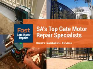 Gate Motor Repairs by Fast Gate Motor Repairs Fourways