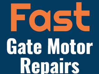 Gate Motor Repairs by Fast Gate Motor Repairs Sandton
