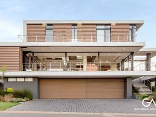 House Vista Modern houses by Gottsmann Architects Modern