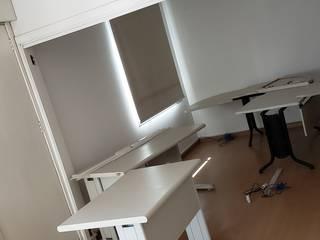 Peciale Semijóias - Escri´tório Escritórios modernos por JP GOMES ARQUITETURA Moderno