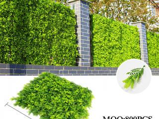 Artificial Hedges Plants SUNWING GREEN Garden Plants & flowers Plastic Green