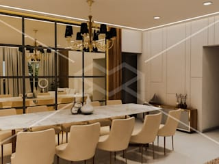 Interior Designing by designers in Pune by MOS DESIGNS