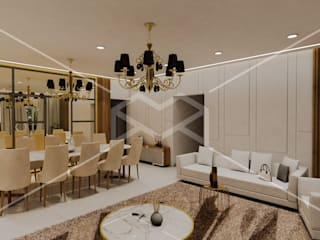 Turnkey Interior Contracting by MOS DESIGNS