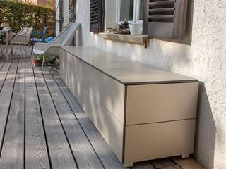 by design@garten - Alfred Hart - Design Gartenhaus und Balkonschraenke aus Augsburg Modern
