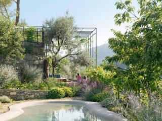 Jardines de estilo mediterráneo de marta carraro Mediterráneo