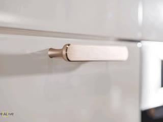 精緻櫥櫃把手 可來新創股份有限公司 家居用品配件與裝飾品 金屬 Amber/Gold