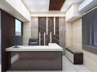 Office Modern office buildings by DESIGNIT Modern