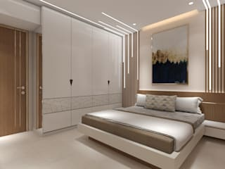 Modern Bedroom by TRANCE INTERIORS Modern