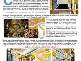 根據 FrAncisco SilvÁn - Arquitectura de Interior 隨意取材風
