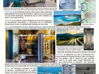 Eklektyczna łazienka od FrAncisco SilvÁn - Arquitectura de Interior Eklektyczny