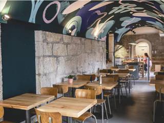 Restaurante Kind Kitchen por Edifices