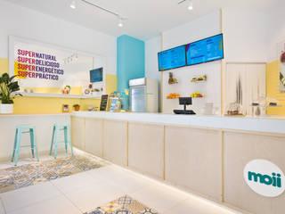 Tienda Moii, restyling Comedores de estilo tropical de Estudio Haya Tropical