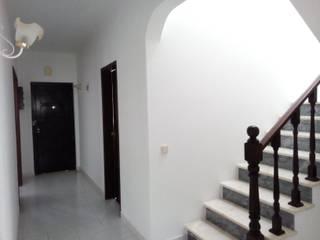 Quazza Koridor & Tangga Gaya Rustic
