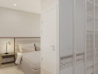 suite/closet Closets modernos por Purity of Forms Moderno