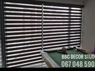 All Types Of Blinds : modern  by Bespoke Blinds & Curtains Decor Studio, Modern