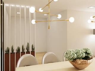 Projeto Ossoyo - Giveaway1 Salas de jantar modernas por Ossoyo Moderno