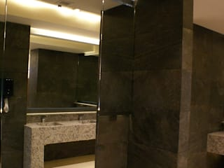 Baños EC Baños modernos de eit.a Moderno