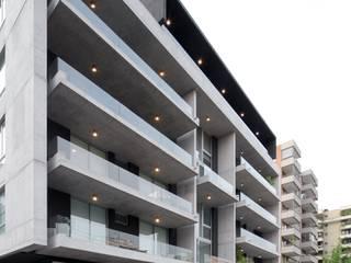 Edificio Piacenza de Carlos Mardones Arquitectos Moderno