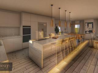 Casa Familiar Espanha por Aadna.Design Eclético