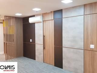 Escritório Novais Mobiliário Escritório e loja MDF Efeito de madeira