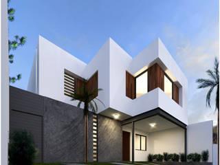 Remodelacion WIS Casas modernas de Geometrica Arquitectura Moderno