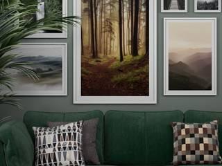 NORDIKA GALLERY TABLO POSTERLERİ – Modern manzara tabloları: modern tarz , Modern