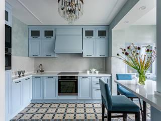 Домашняя история Кухня в классическом стиле от Елена Бодрова Классический