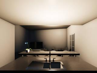 Apartamento Torres Novas por Ao Cubo Moderno