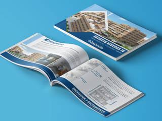 Catálogo de viviendas para inmobiliaria Espacio Selva Digital