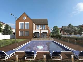 Дизайн частного дома от Студия дизайна интерьеров и ремонта Алексея Выходца Классический