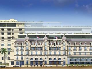 Hotel de Paris - Listone Giordano Hotel moderni di Ghenos Communication Moderno
