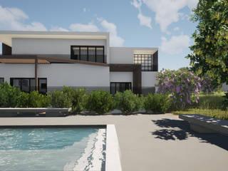 Casa na Silveira por Ao Cubo Moderno