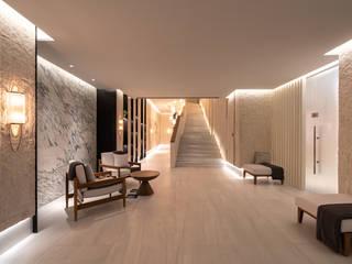 Four Seasons Hotel, Arion - Grecia - Linea Light Group Hotel moderni di Ghenos Communication Moderno