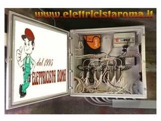 Impianto TV centralizzato con filtro LTE di A.B. ELETTROIMPIANTI