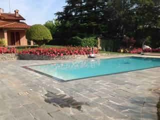 GIARDINI PRIVATI Giardino classico di ANDREA BARIANI GIARDINI SRL Classico