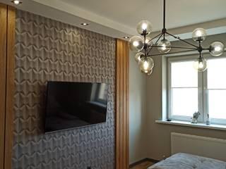 Квартира с мужским характером Гостиная в стиле лофт от Элла Юрик Лофт