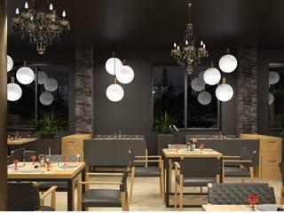 Кафе-бар Бары и клубы в эклектичном стиле от Элла Юрик Эклектичный