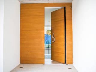 Mundartificial Minimalist style doors Wood Yellow