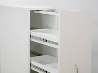 FERCIA - Furniture Solutions 書房/辦公室食具櫃 木頭 White
