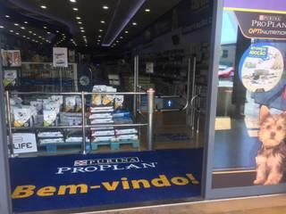 Fornecimento de tapetes vinil personalizado em jet print UV por FLOORING JC, UNIPESSOAL LDA