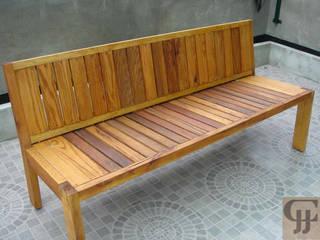 Banca Muebles Sobre Diseño Balcones y terrazasMobiliario