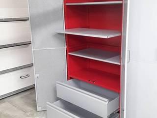 Металлическая мебель в комплекте от МетМебельГрупп Классический