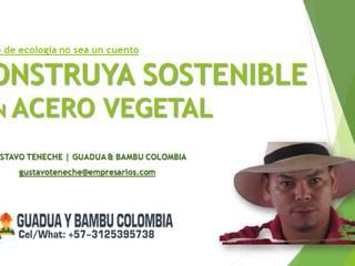 by GUADUA Y BAMBU COLOMBIA