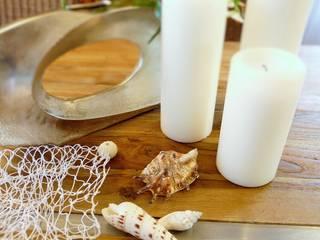 Tischdeko-Ideen für Sommertische - Tischdeko für Ihr Event im Sommer. Sommerdeko bei Tischdeko-online. Tischdeko-online Flur, Diele & TreppenhausAccessoires und Dekoration
