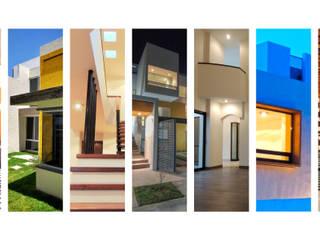 PROYECTOS Casas minimalistas de DOOR arquitectos Minimalista