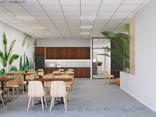 Long An - Showroom mixed Office bởi Bel Decor