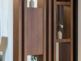 Modern Dining Room by Simsan Design Modern