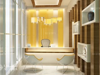 Modern clinics by Algedra Interior Design Modern