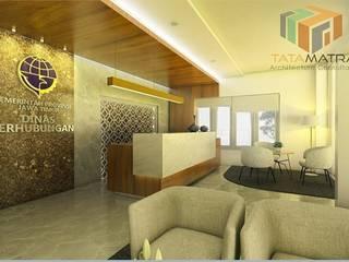 Interior desain Pemerintahan Provinsi Jawa Timur, Dinas Perhubungan Surabaya, Indonesia PT Tata Matra Indonesia
