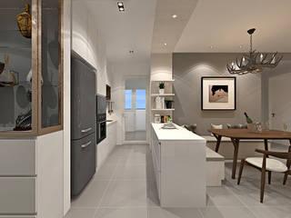 Modern Kitchen by Simsan Design Modern